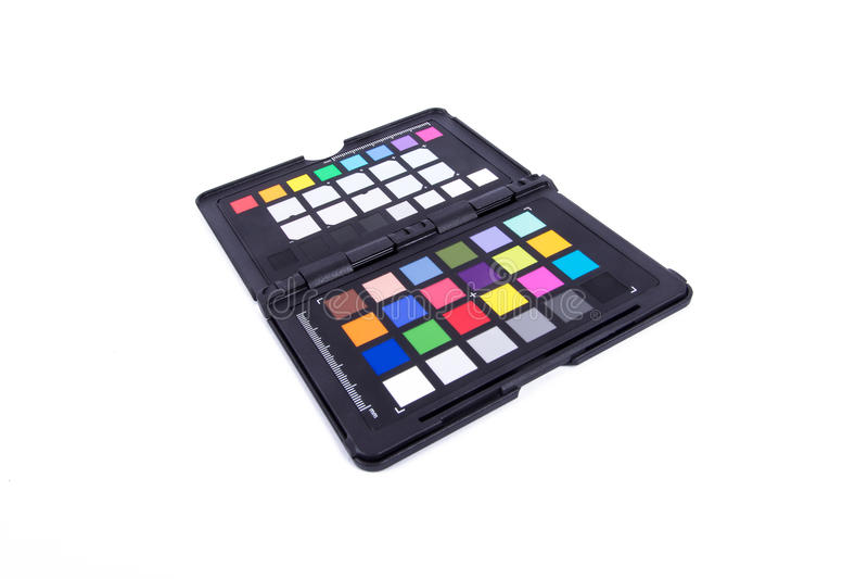 Farbkontrolleur-Ausrüstung lizenzfreies stockfoto