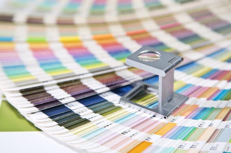 Farbmanagement lizenzfreie stockfotos