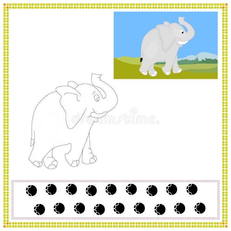 elefant stock illustrationen vektors  klipart  58492