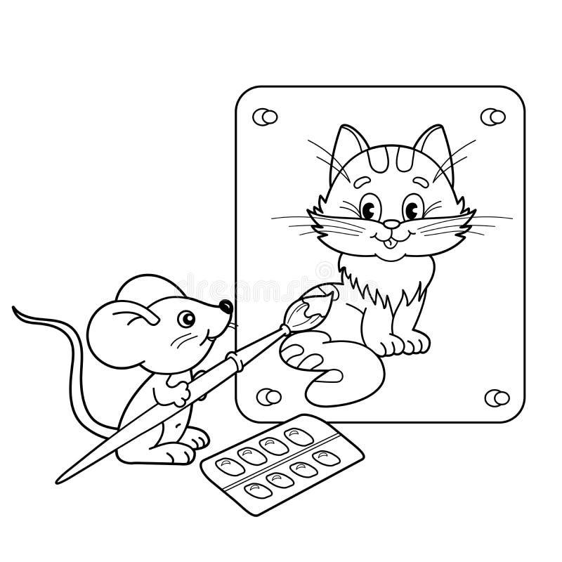 Großzügig Katze In Der Hut Hut Färbung Seite Galerie - Ideen färben ...
