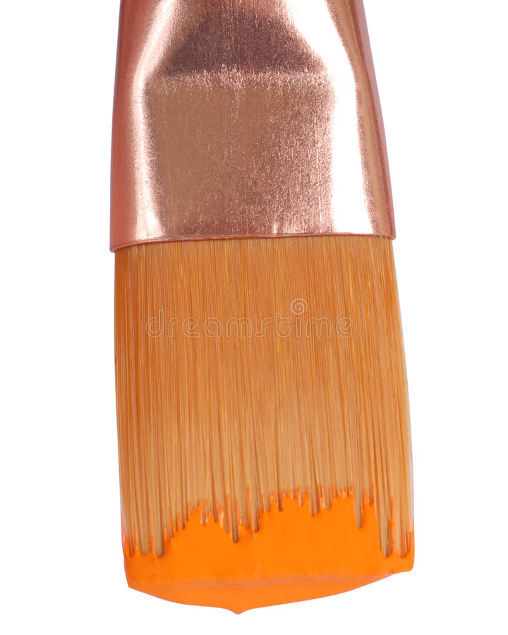 Farby muśnięcie obrazy stock