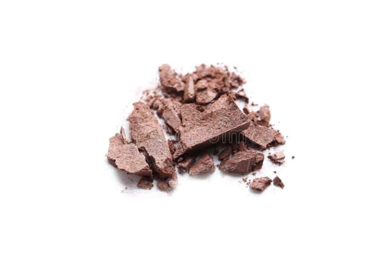 Fard à paupières de maquillage images stock