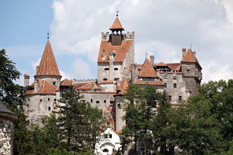 Farelo do castelo imagem de stock royalty free