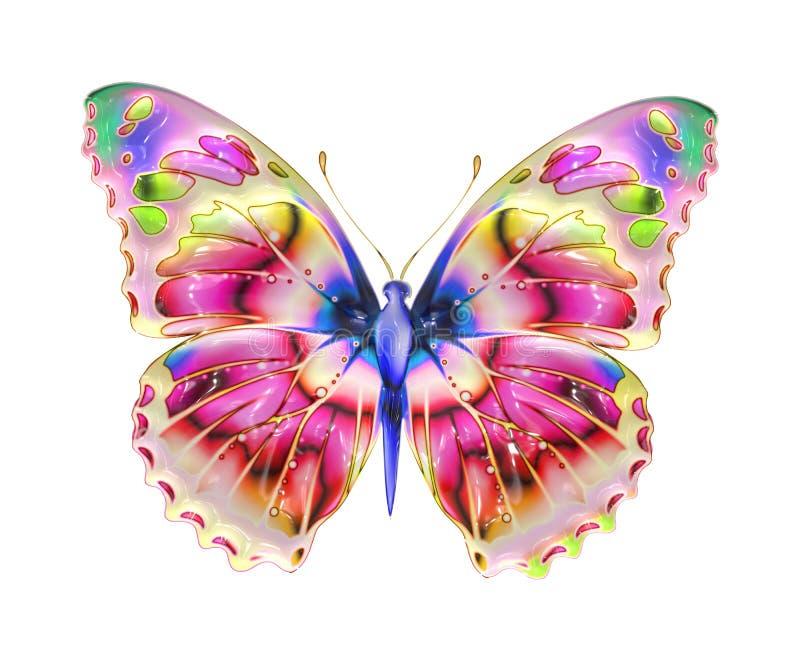 Farfalla Design immagini stock
