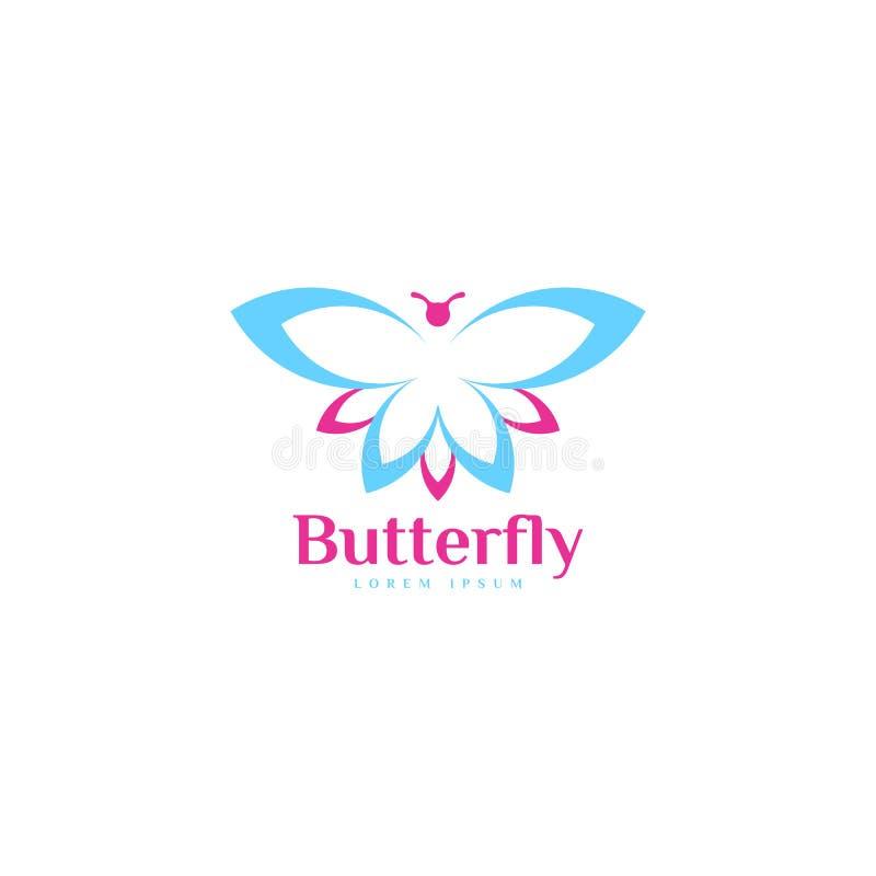Download Farfalla Logo Template Modello Animale Di Logo Modello Di Logo Per Il Vostro Affare Illustrazione di Stock - Illustrazione di fiore, commercio: 117980969