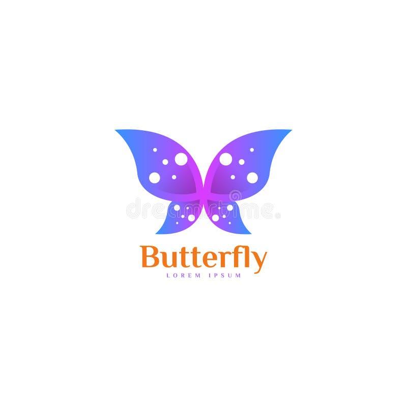 Download Farfalla Logo Template Modello Animale Di Logo Modello Di Logo Per Il Vostro Affare Illustrazione di Stock - Illustrazione di grafico, icona: 117980976
