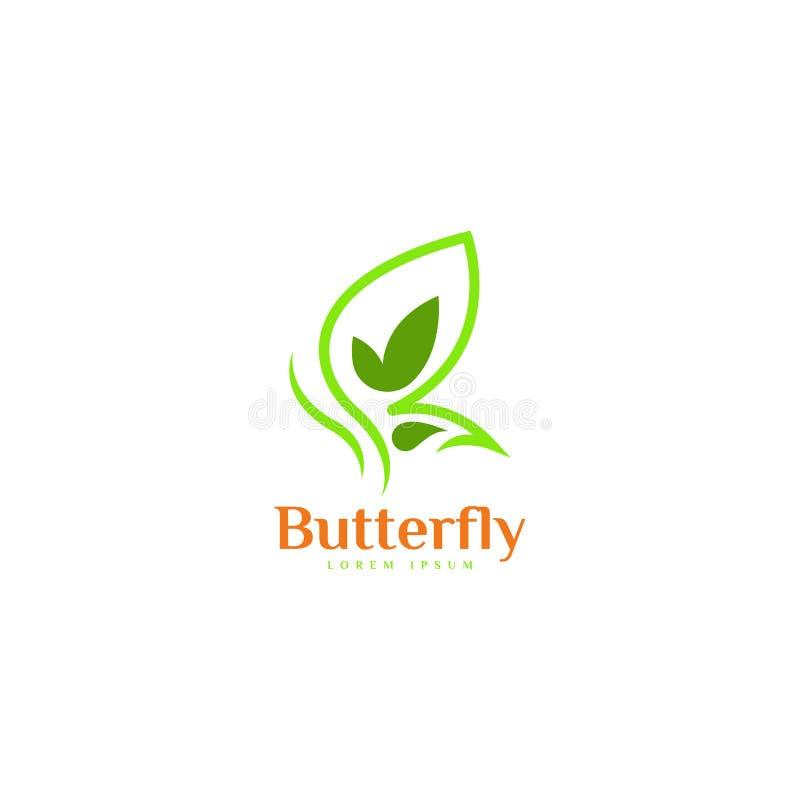 Download Farfalla Logo Template Modello Animale Di Logo Modello Di Logo Per Il Vostro Affare Illustrazione di Stock - Illustrazione di icona, bello: 117980992
