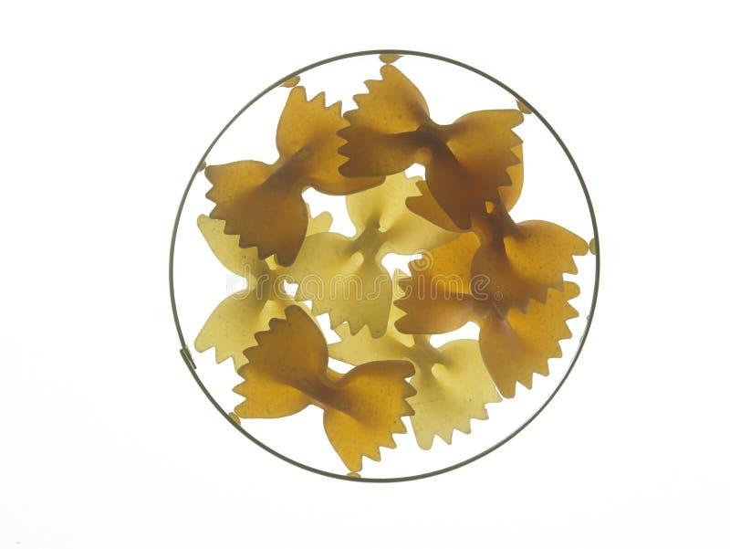Farfalle royaltyfri bild