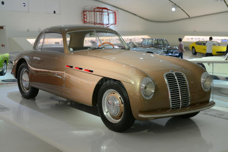 Farin 1500 Maserati-AG Pinin stockbilder
