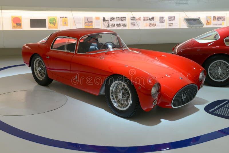 Farin Maseratis Berlinetta Pinin stockbild