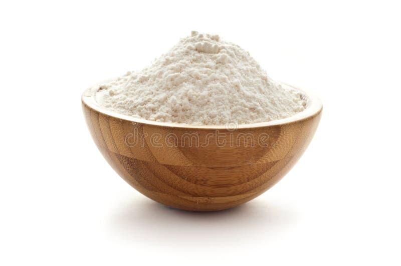 Farina di frumento immagine stock