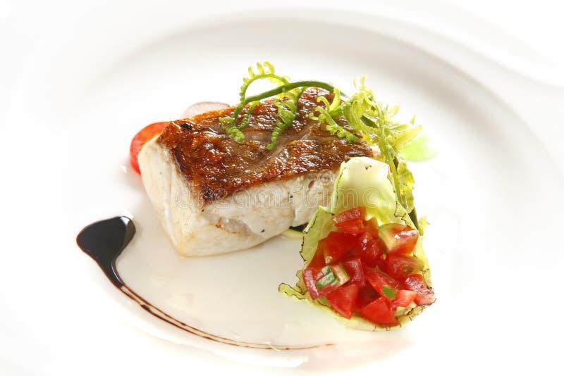 Farine de poisson images stock