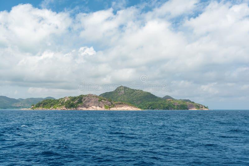Farine del la de Pointe, isla del praslin, Seychelles imagen de archivo