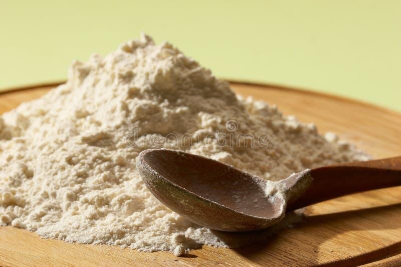 Farinha de trigo foto de stock