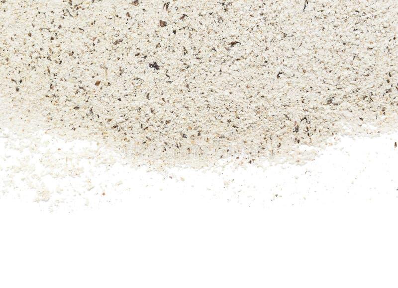 Farinha do trigo mourisco imagem de stock royalty free