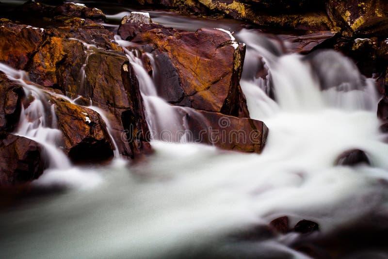 farligt vatten arkivfoton