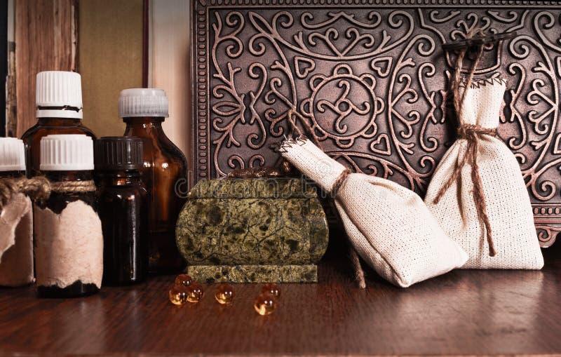 Farmácia homeopática foto de stock royalty free