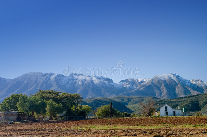 Farm #1 royalty free stock images
