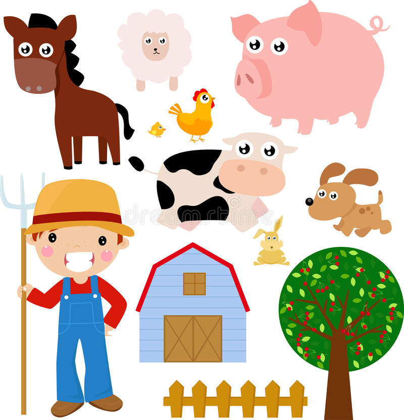 Download Farm Stock Photos - Image: 20790283