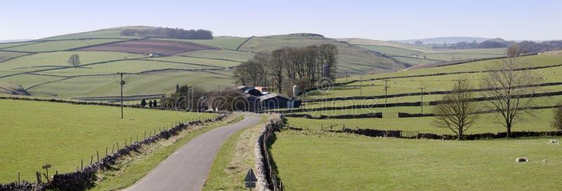 Download Farm stock image. Image of britain, estate, facade, crops - 24628205
