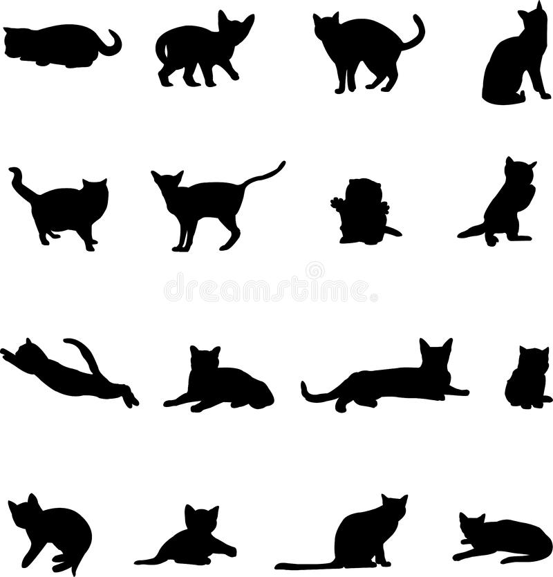 Download Farm Animal Famous cats stock vector. Illustration of cute - 13640017