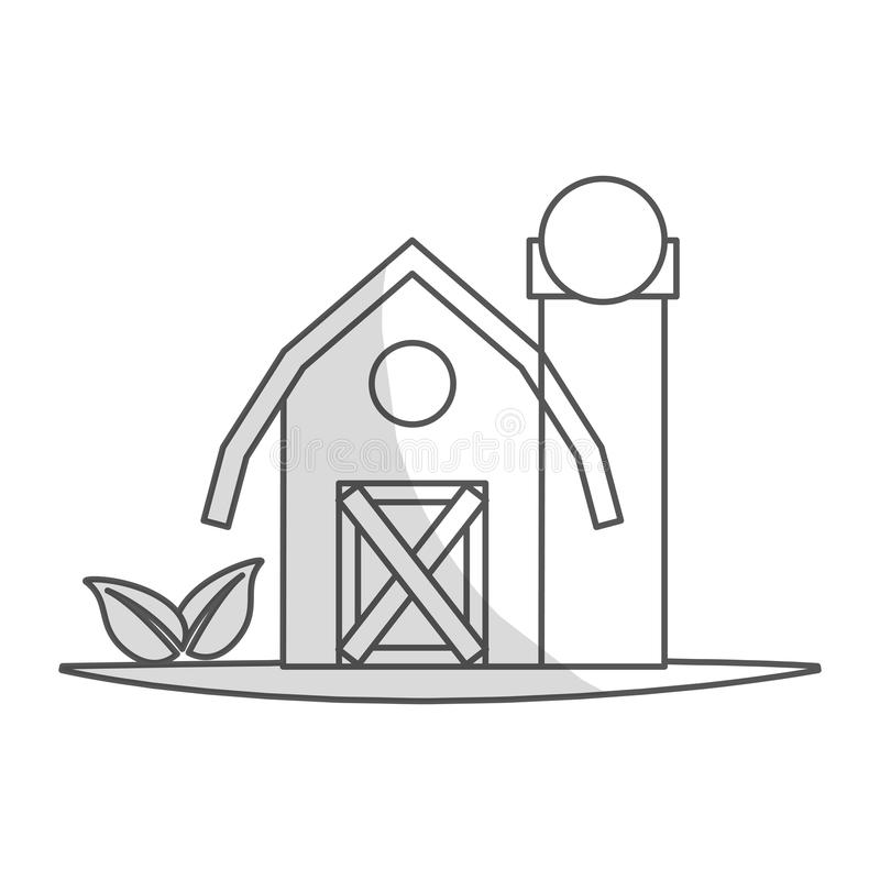 Download Farm Barn Icon Stock Vector Illustration Of Clipart
