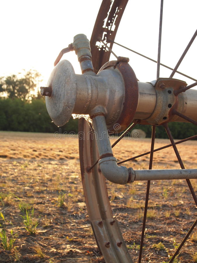 Download Farm Equipment stock image. Image of sunset, industry - 35340549