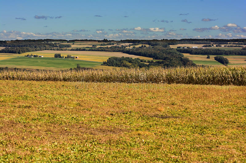 Download Farm Fields Royalty Free Stock Photos - Image: 34777598