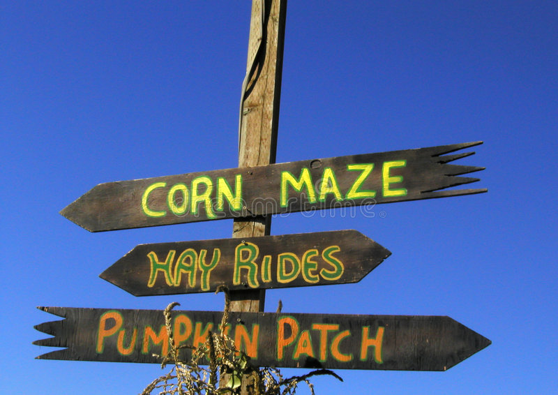Download Farm Fun stock image. Image of patch, signs, pumpkin, farm - 30475