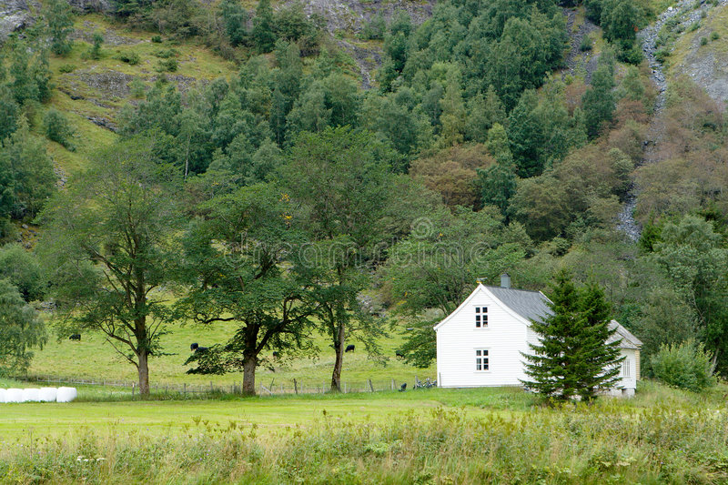 Download Farm House Royalty Free Stock Image - Image: 2320636