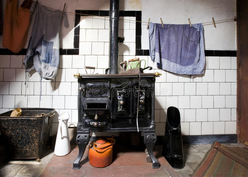 Download Farm house interior stock image. Image of obsolete, laundry - 13418989