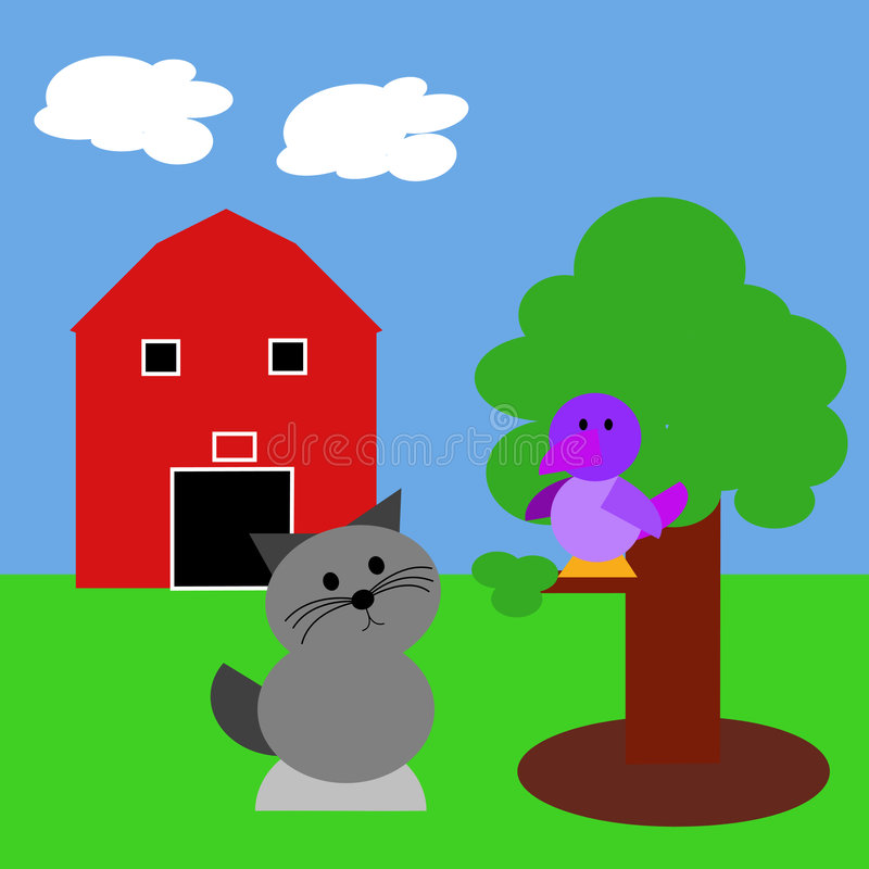 Download Farm illustration stock illustration. Image of humor, farm - 991676