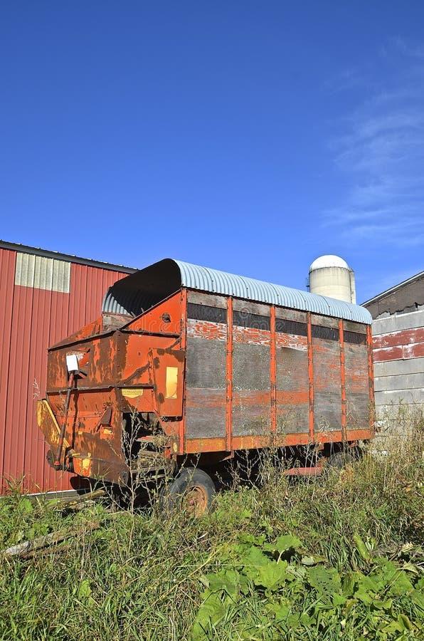 Old Farm Hay Wagon Stock Photos - Download 695 Royalty Free