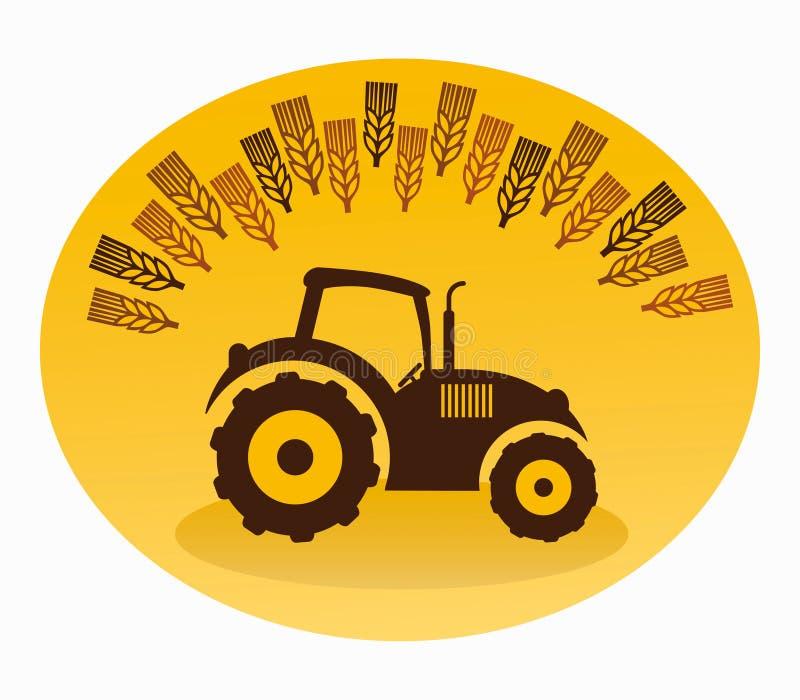 Farm Symbol Royalty Free Stock Image