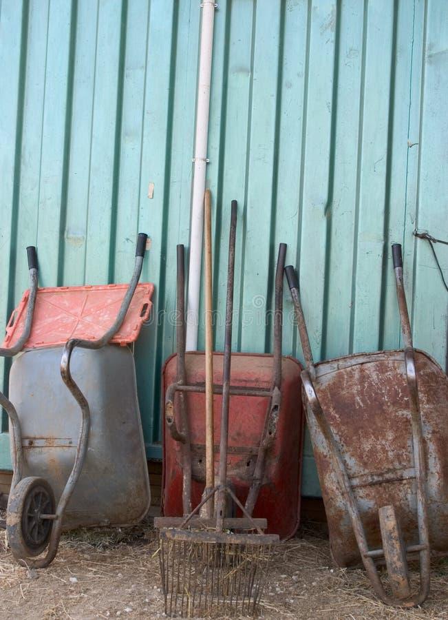 Farm Tools stock photos