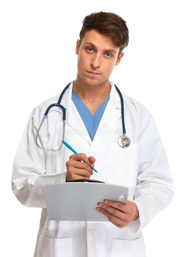 Farmacéutico del doctor fotografía de archivo libre de regalías