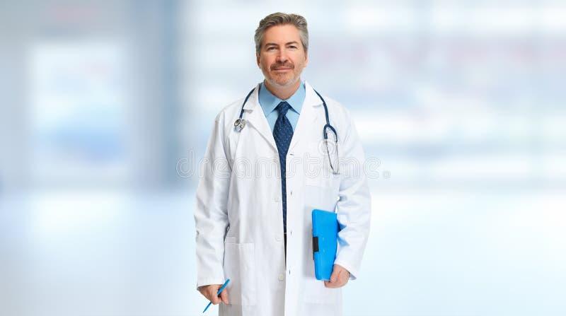 Farmacéutico del doctor imágenes de archivo libres de regalías