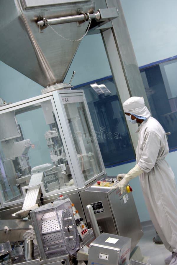 farmaceutische installatie stock foto's