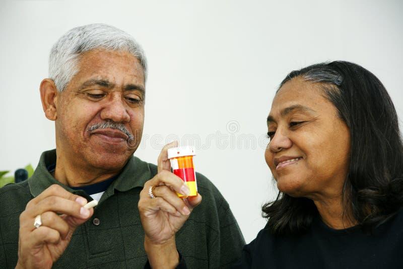 Farmaci fotografia stock