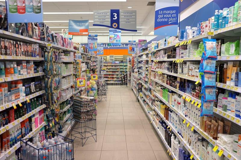Farmacia fotografia stock