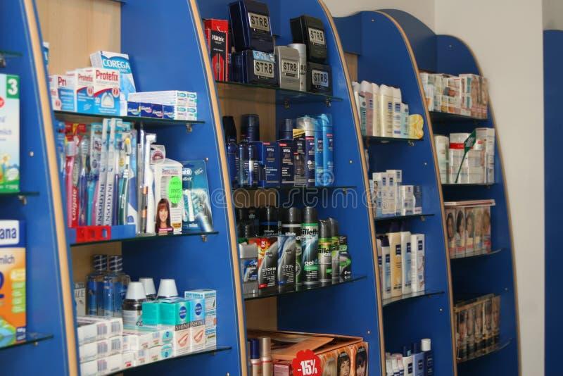farmacia fotografia stock libera da diritti