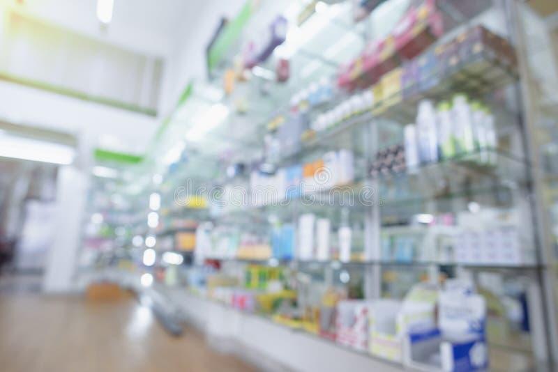 Farmacia vaga della farmacia immagine stock libera da diritti
