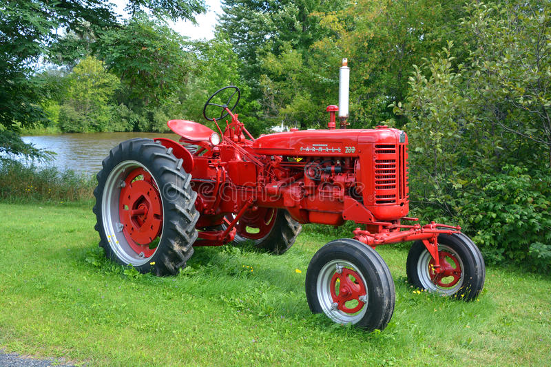 Farmall 200 images stock