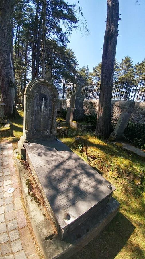 Farmazonu grobowiec obrazy stock