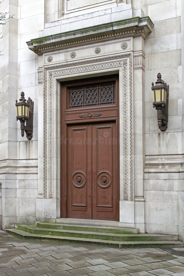 Farmazony Hall Londyn fotografia stock