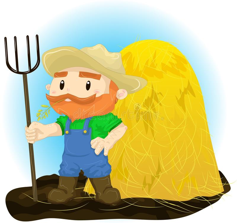 Farmer στοκ εικόνες