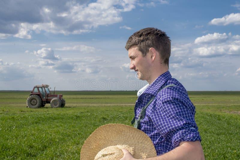 Farmer stock photography