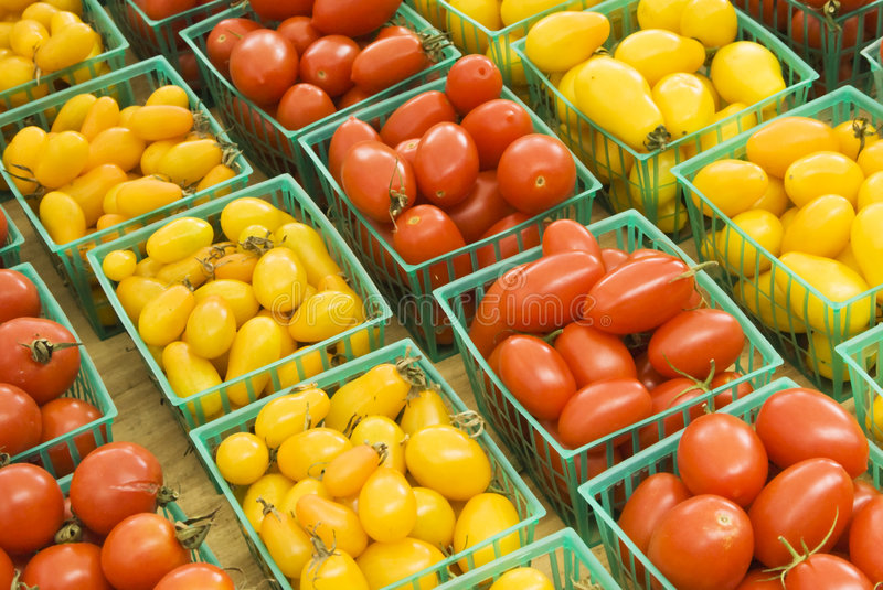 Farmers market 1 royalty free stock photography