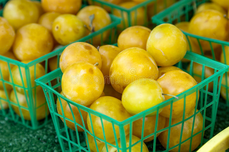 Farmers Market Fruits And Vegetables Stock Photo - Image ...