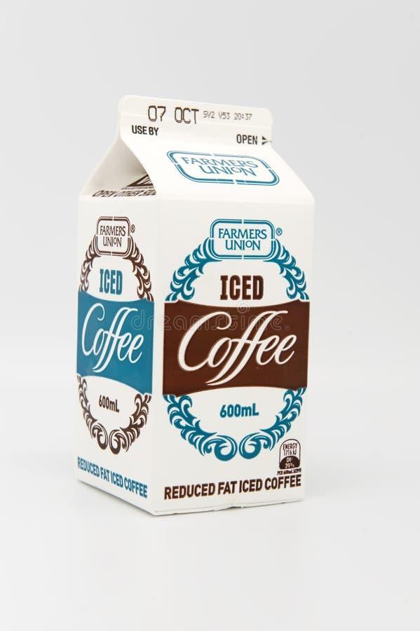 Free Farmers Union Iced Coffee Stock Image - 21373721